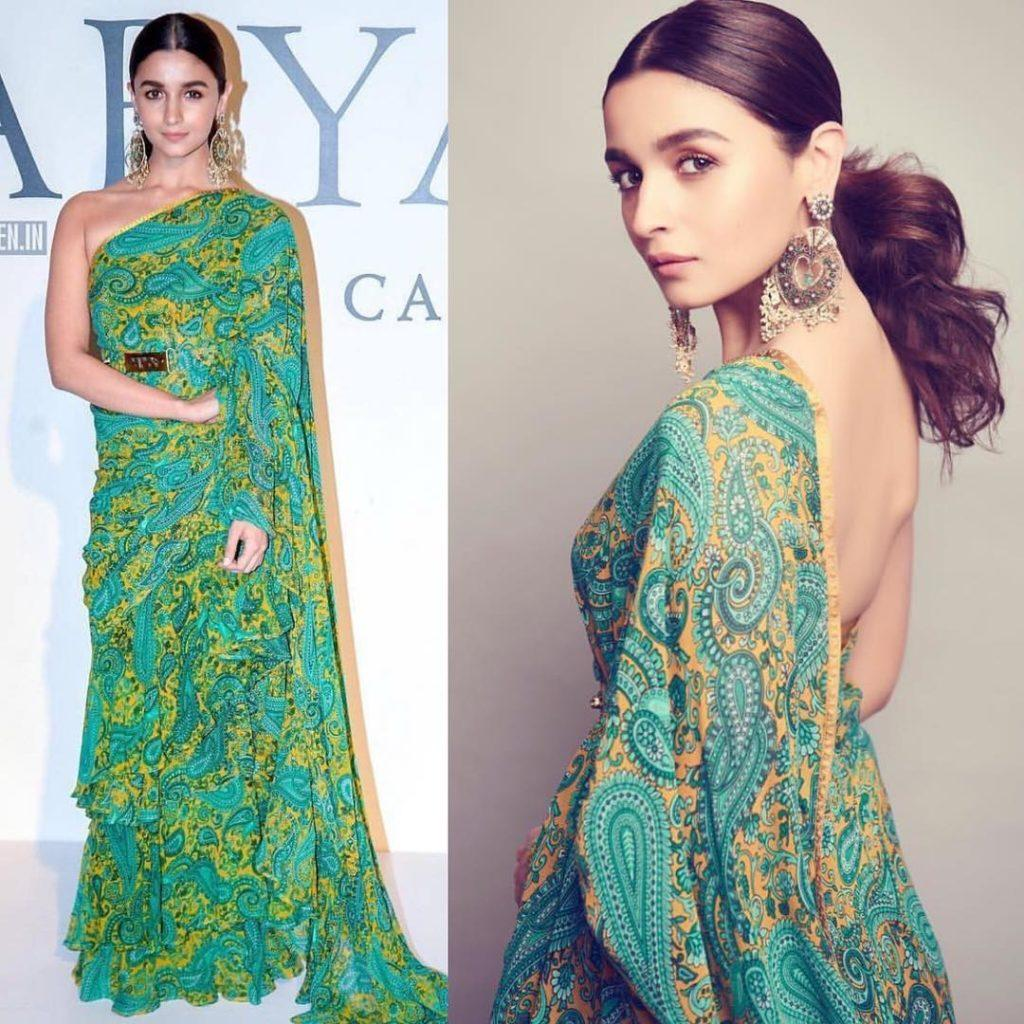 Alia Bhatt's Journey Of Becoming Bollywood's Fashion Icon