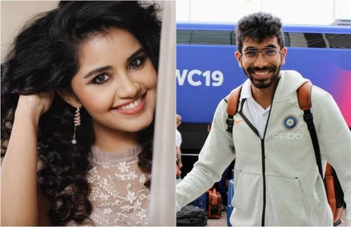 Indian Cricketer Jasprit Bumrah's Affair With South Indian Stars