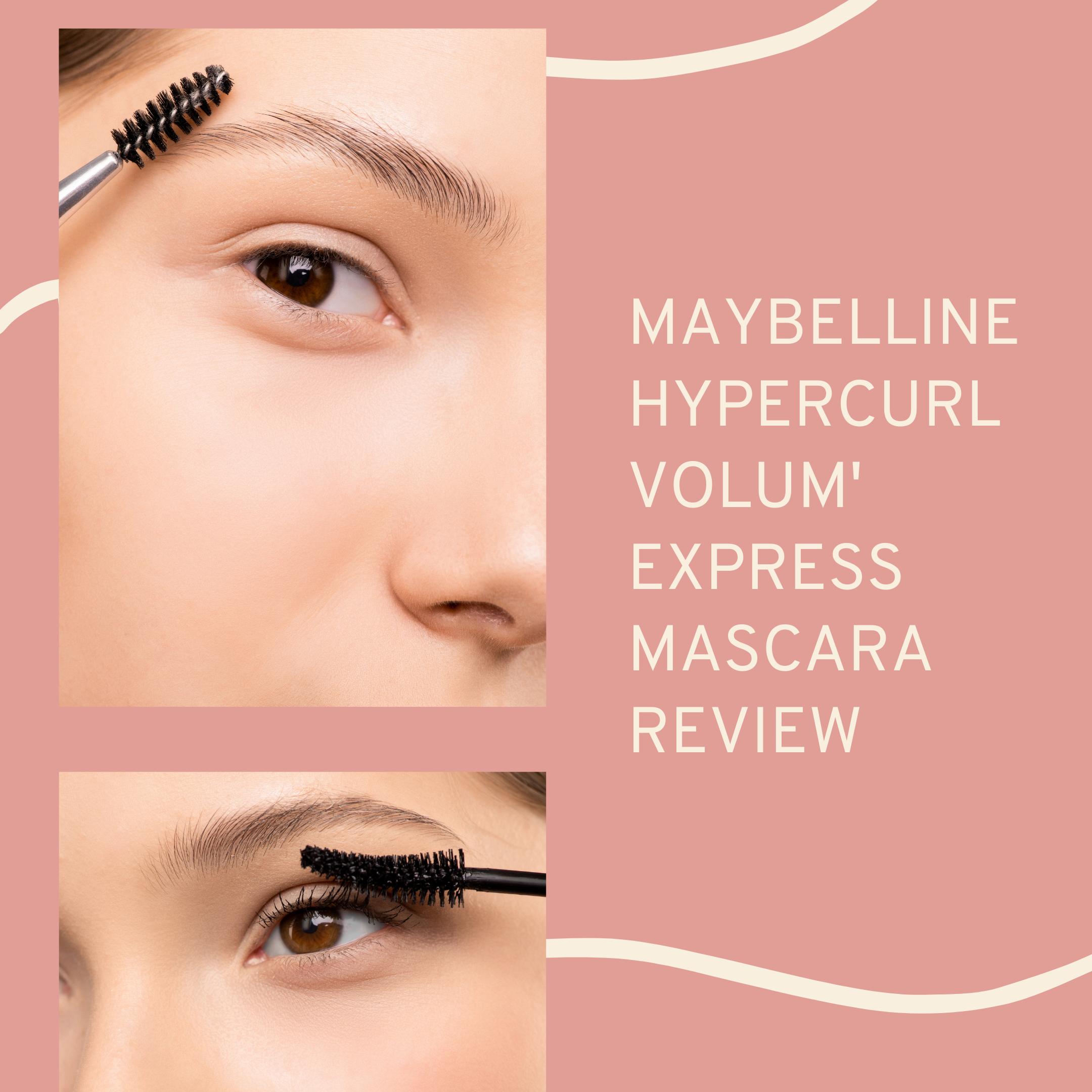 Maybelline Hypercurl Volum' Express Mascara