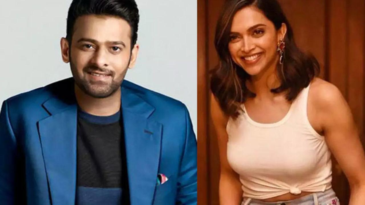 Deepika Padukone Confirms Her Film With Prabhas!!