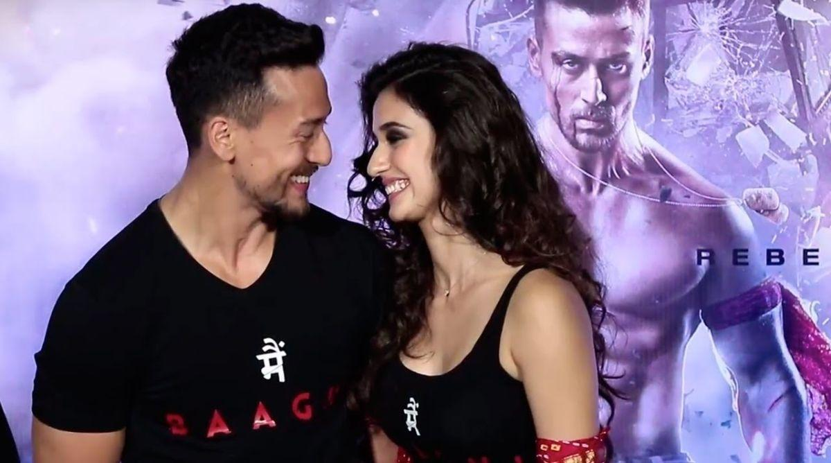 Disha And Tiger— What's Cooking?