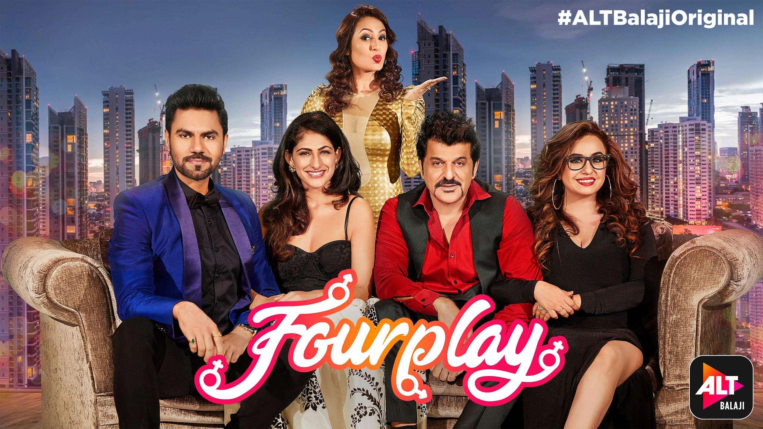 FourPlay(ALTBalaji) Trailer