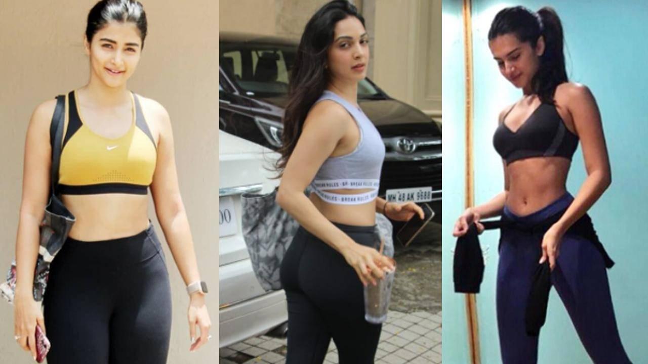 Tara Sutaria Vs Kiara Advani Vs Pooja Hedge: Who Looks the Hottest in Yoga Pants Gymwear Avatar?