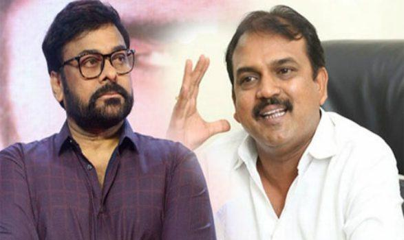 Chiranjeevi Demands Koratala Shiva To Up The Ante!