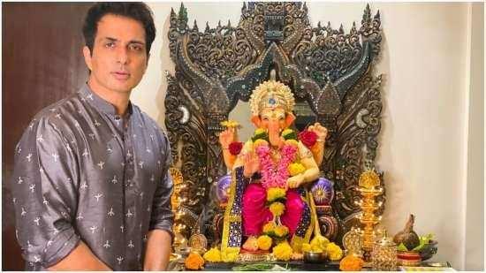 Bollywood's Ganesh Chaturthi Celebrations