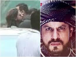 SRK Is All Set For Shooting Pathan