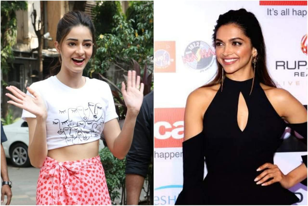 Ananya Pandey Turns 22, Receives Heart-warming Wishes From Deepika Padukone