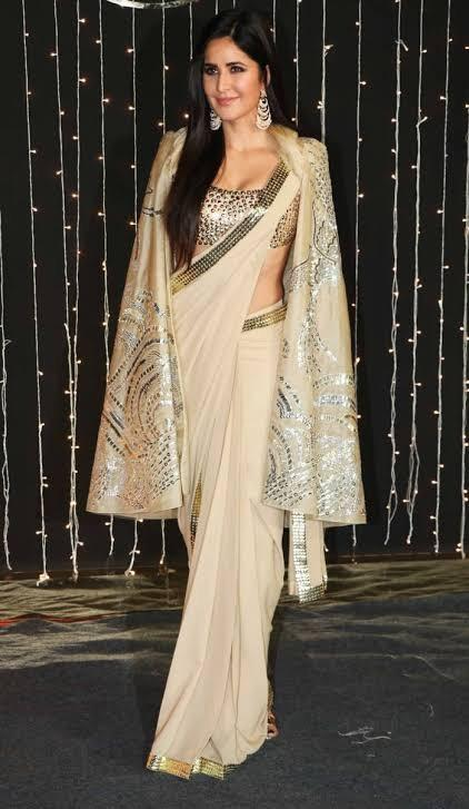 Which Actress Aced The Saree?