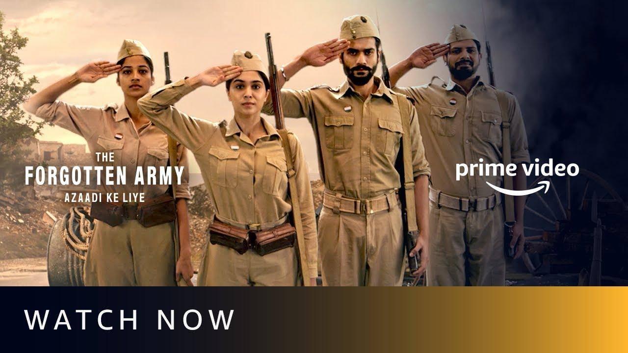 Kabir Khan's – The Forgotten Army