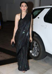 Stars Are Shining In Shimmery Sarees!!