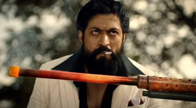 KGF Chapter 2 Teaser: Rocky Bhai Looks Intense And Promising!