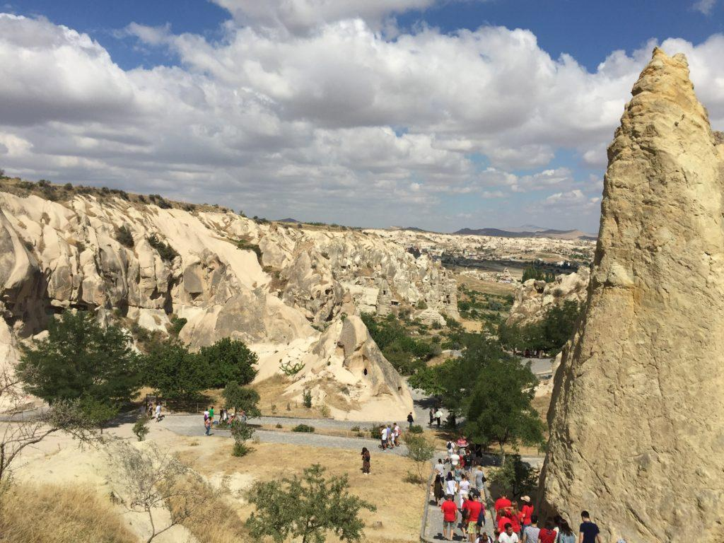 Turkey Trip Walkthrough(Cappadocia-Antalya-Pamukkale-Istanbul)