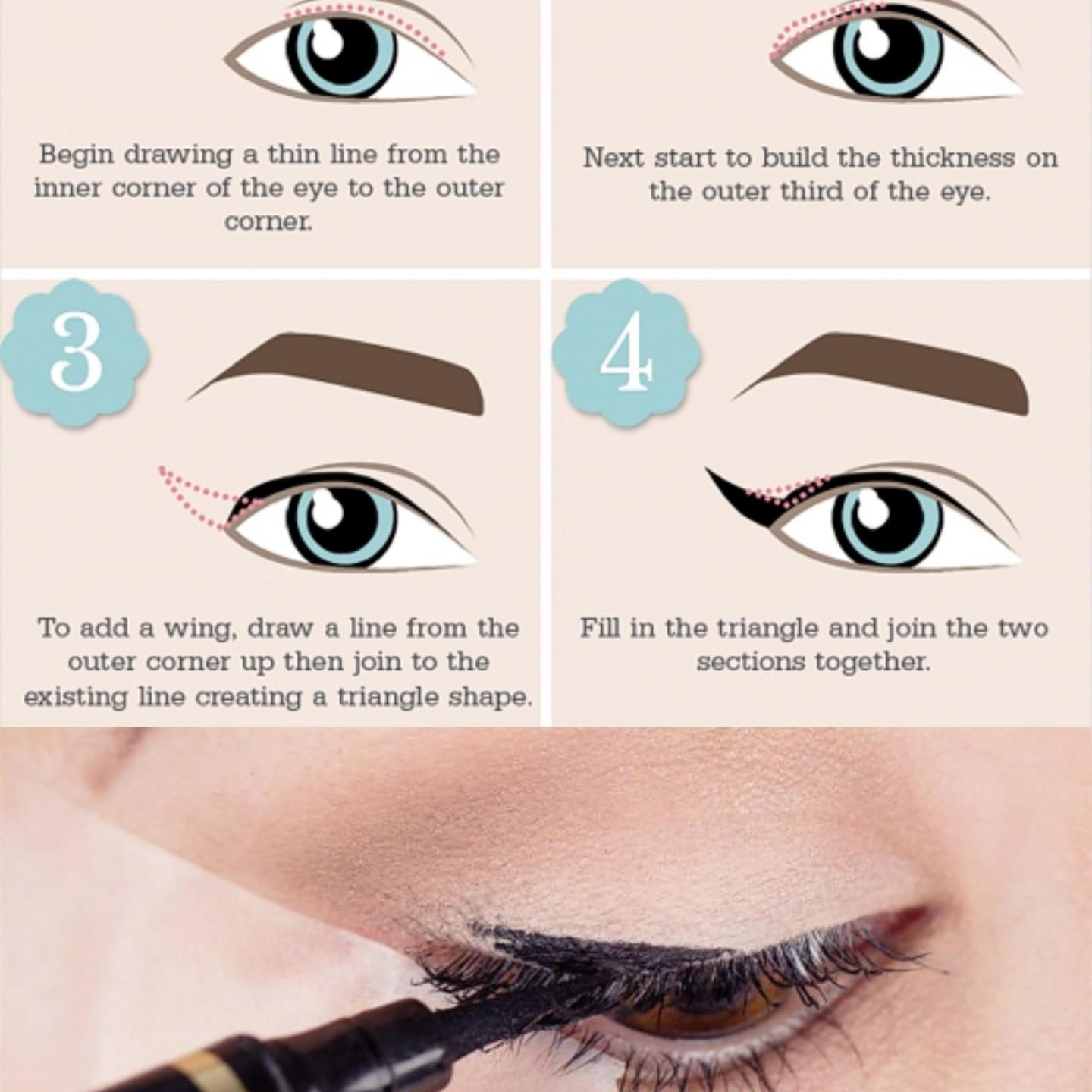 Eyeliner Hacks You Should Know!