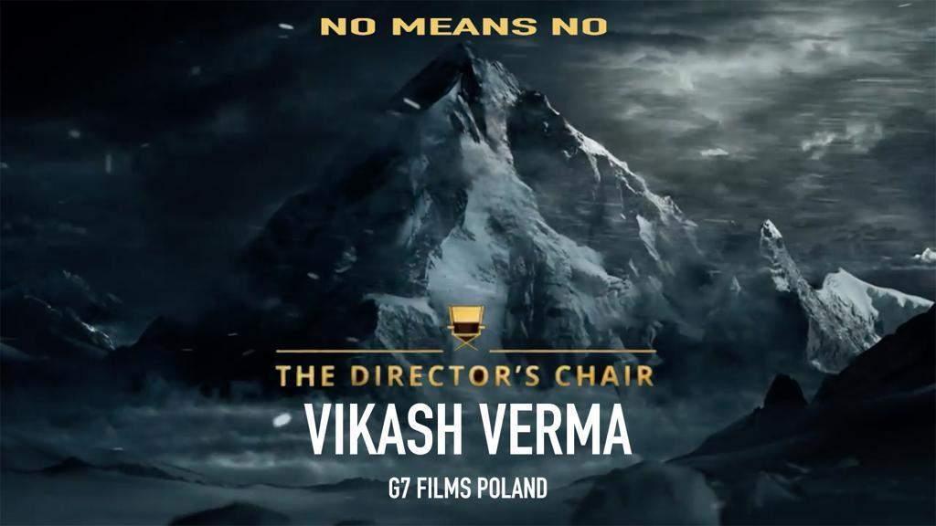 'No Means No' Director Vikash Verma's Mission