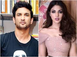 Is Sushant Really Dating Rhea?