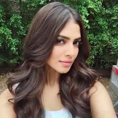 Gorgeous Malavika Mohanan Faced Discrimination Due To Her Skin Tone!