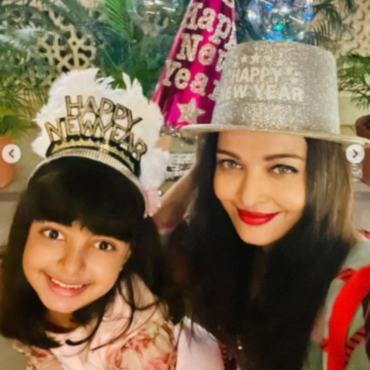 Throwback: When Amitabh Bachchan and Aishwarya Shared Inside Pictures of New Year 2021