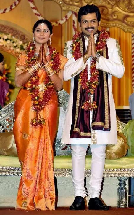 Karthi wife