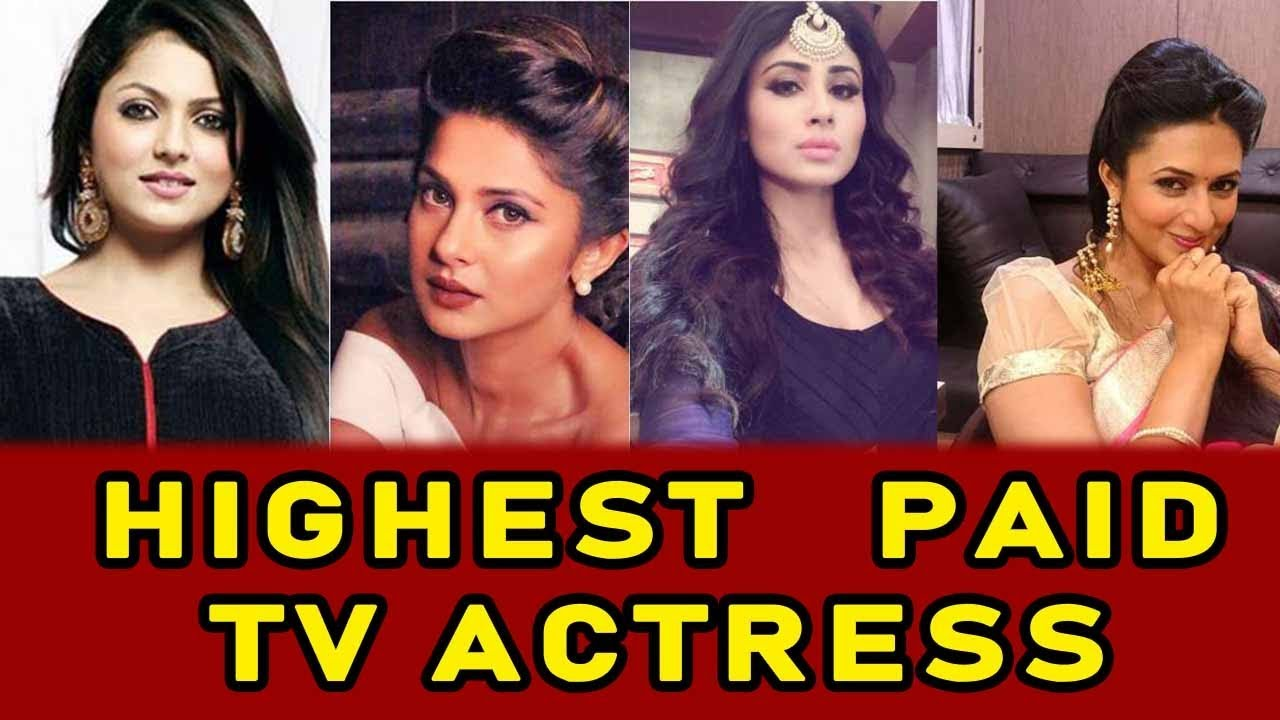highest paid actress in tv