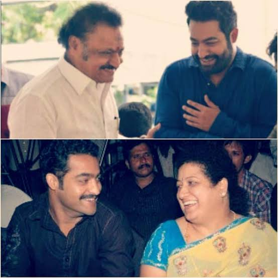 Lesser known Facts About Junior NTR Mother Relation With Harikrishna