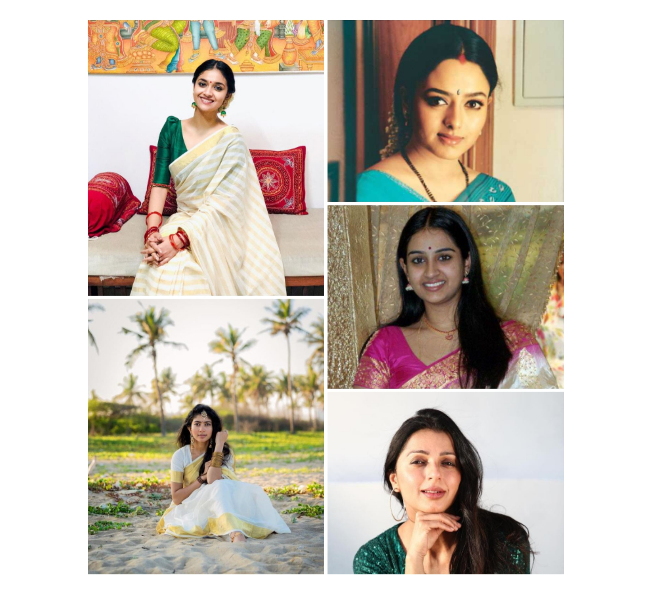 Top 5 Telugu Heroines Who Attained Popularity Without Exposing?