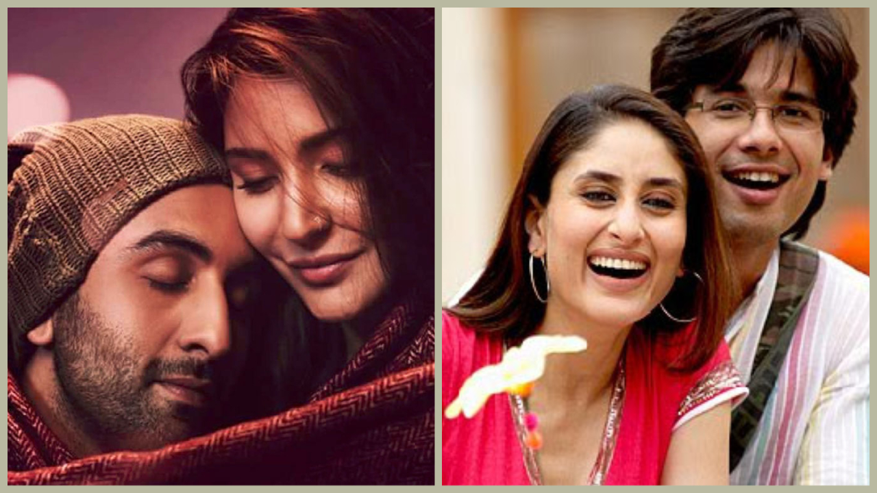 23 Romantic Bollywood Films That Define Love As We Know It