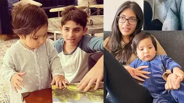 When Stepmom Priya Sachdev Wished Karisma Kapoor's Son Kiaan Raj Kapoor On His Birthday