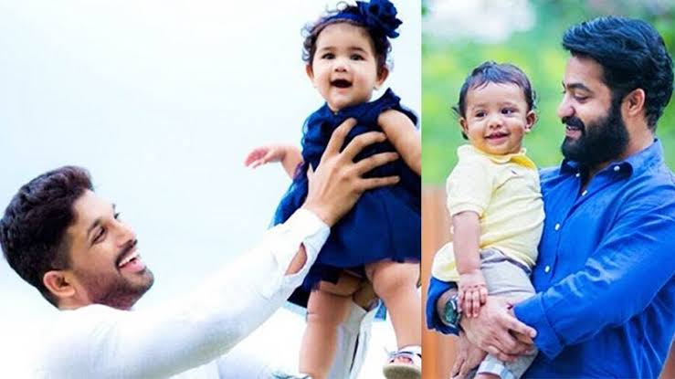 10 Tollywood Celebrities And Their Cutest Kids