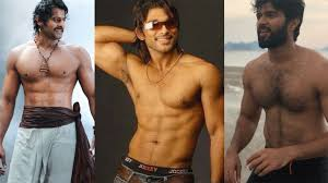 Six Pack Abs Of Tollywood